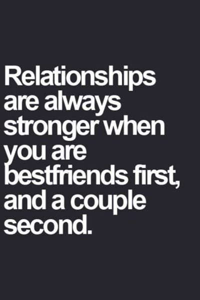 Best relationship sayings