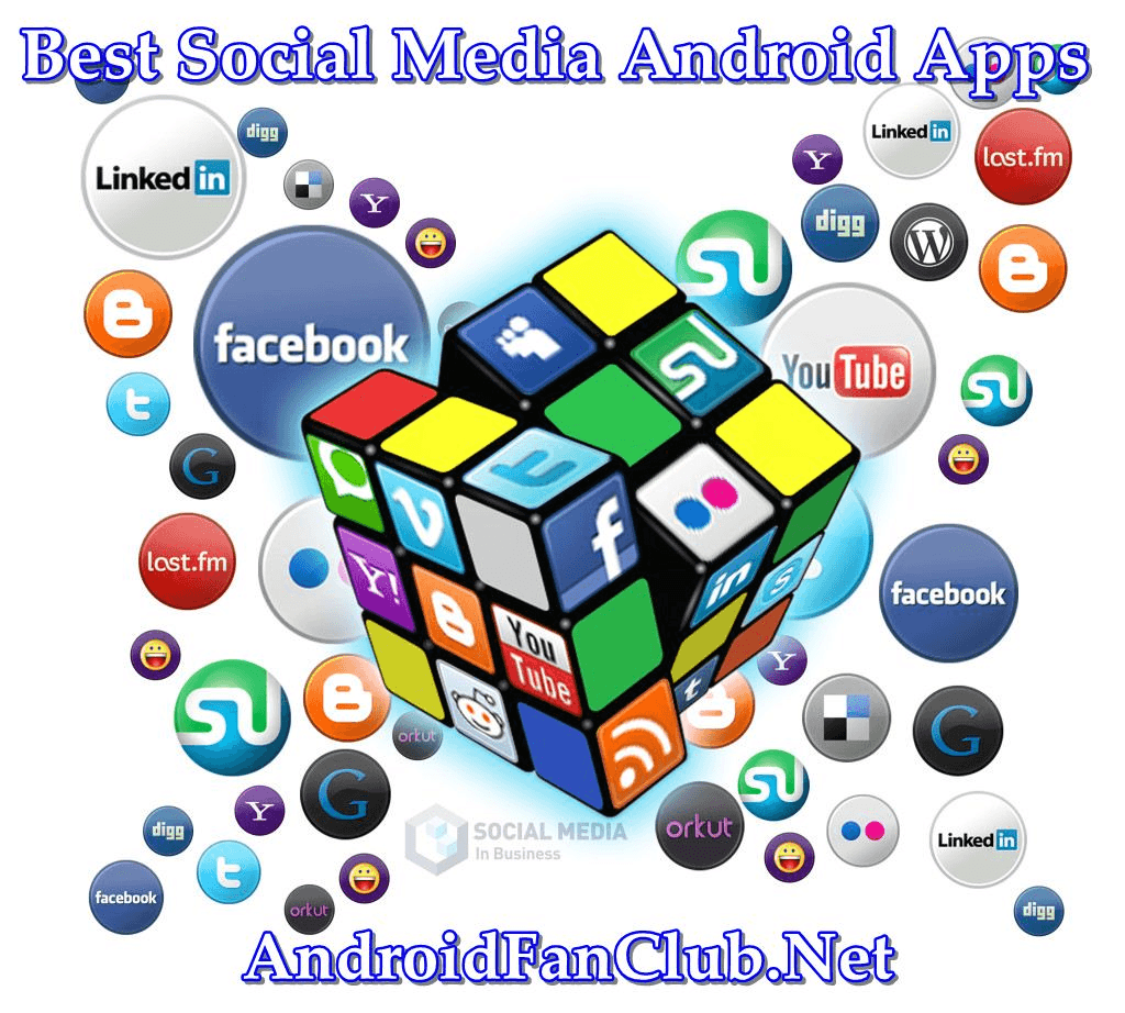 Best social media apps android