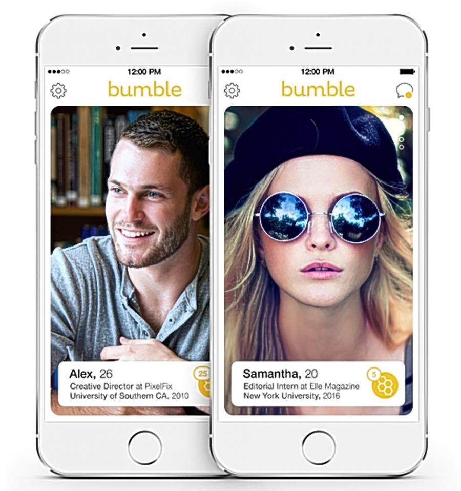 Bumble for over 40