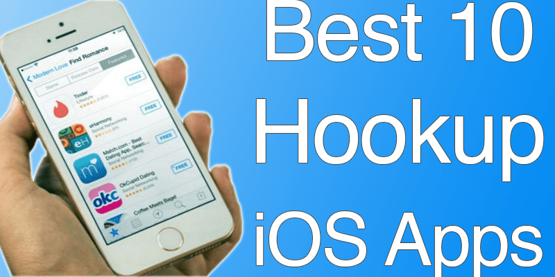 Hookup apps for iphone