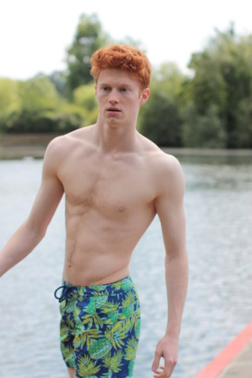 Free gay ginger