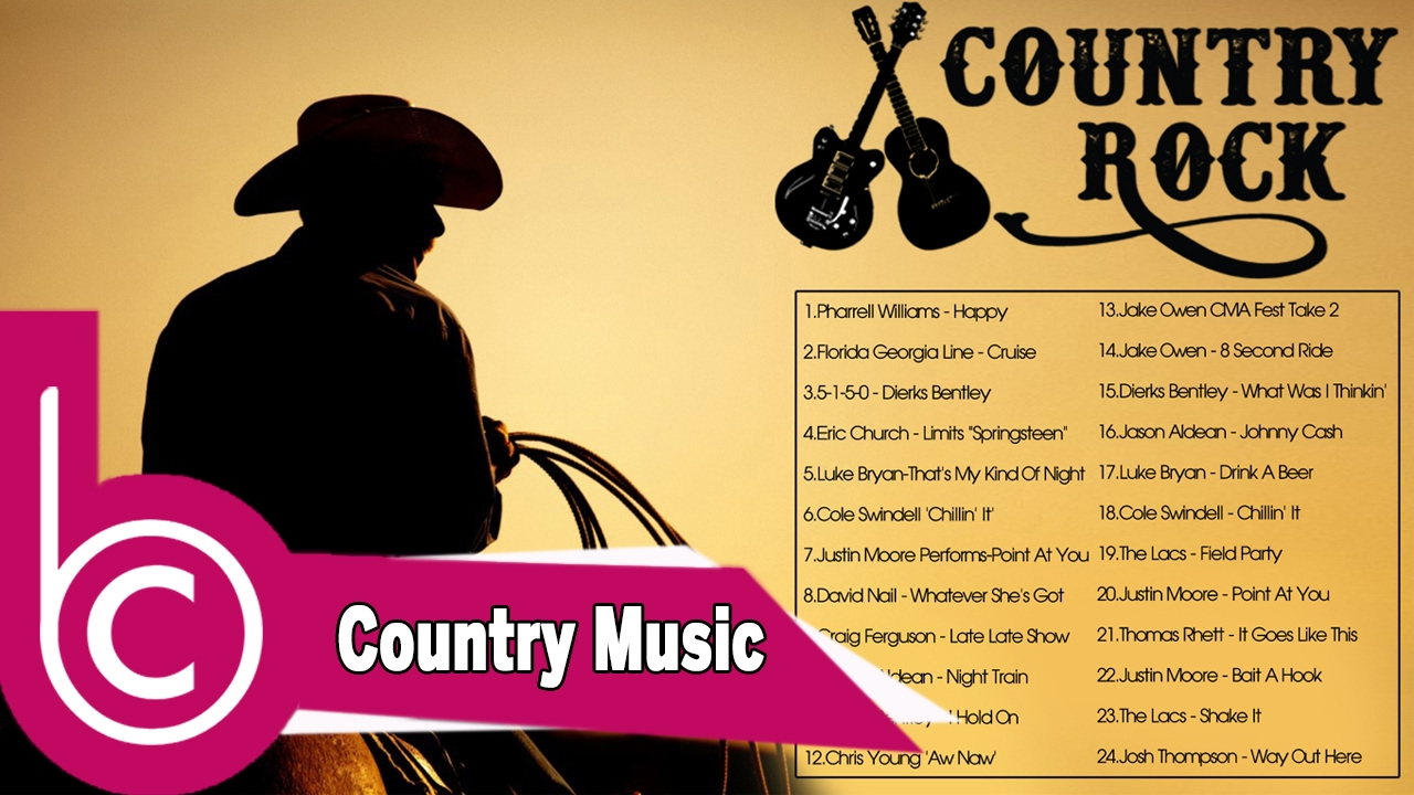 Greatest country rock songs