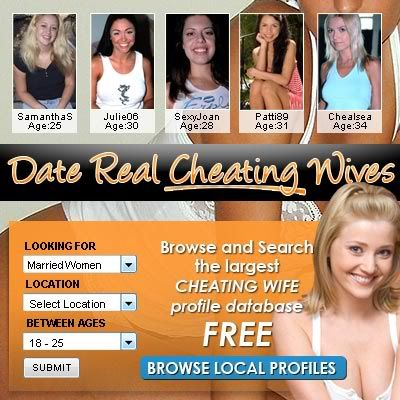 Meet cheating wifes