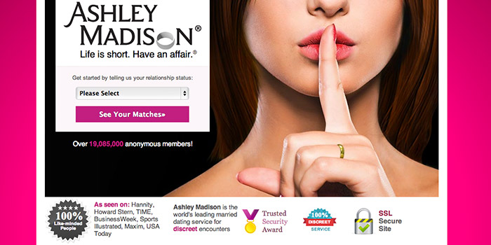 Cheaters dating sites