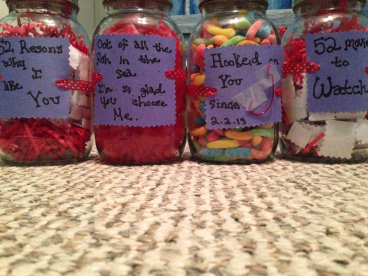 Corny gifts for girlfriend