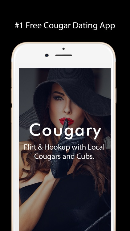 Cougar dating apps