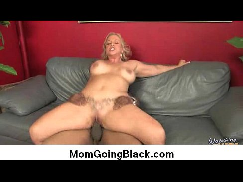 Cougar interracial videos
