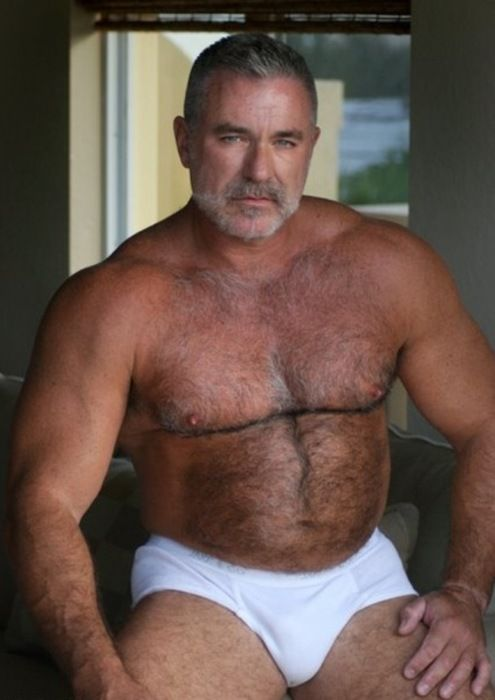 Older gay muscle
