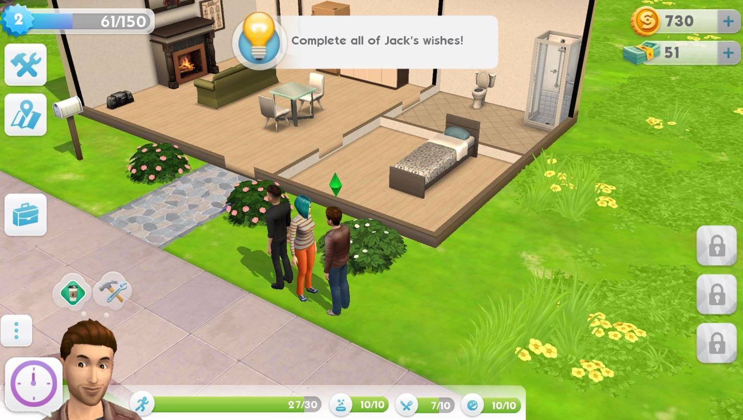The sims mobile google play