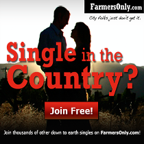 Dating for farmers and ranchers