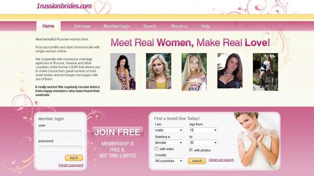 Marriage of convenience dating sites