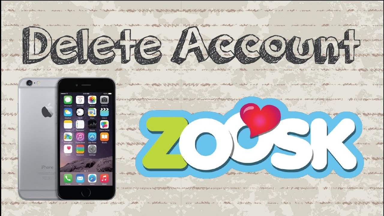 Disable zoosk