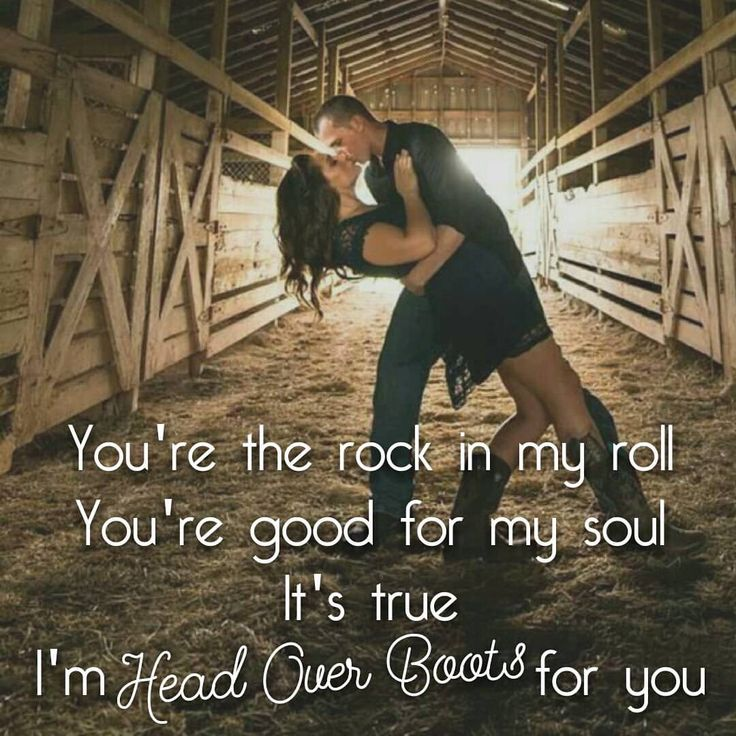 Country love songs today