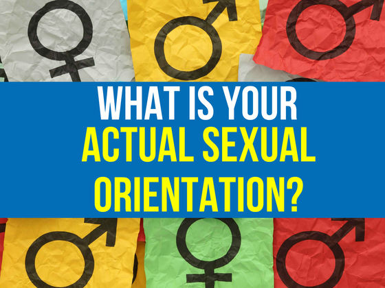 Find out your sexuality quiz