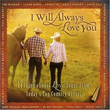 Todays country love songs