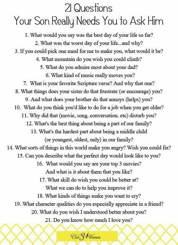 Funny sexual questions to ask someone
