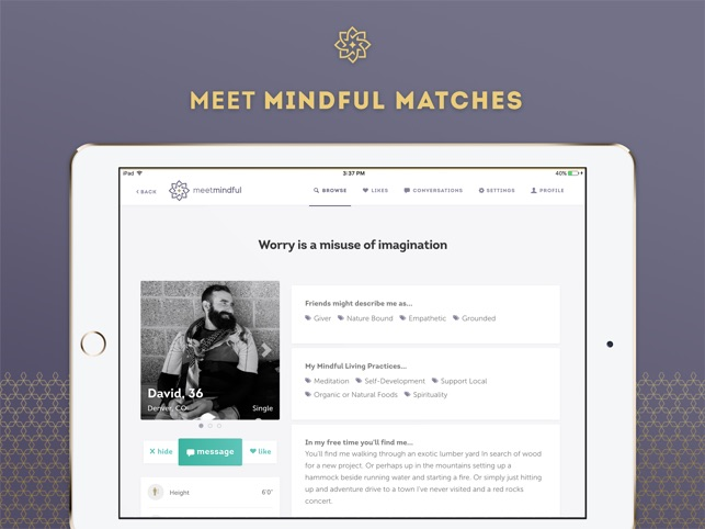 What is meetmindful