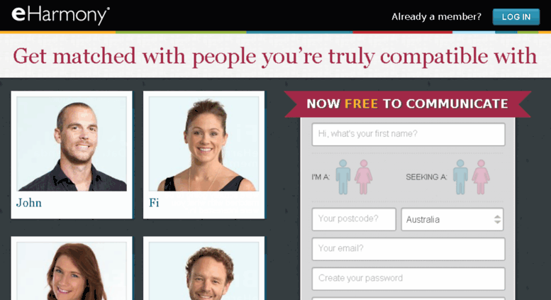 Eharmony com au review