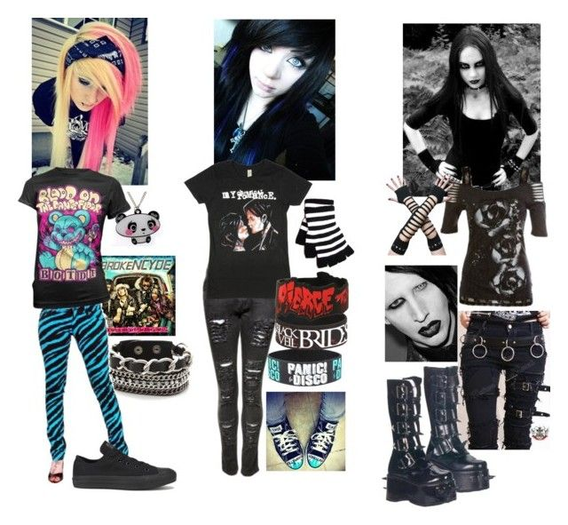 Emo and goths