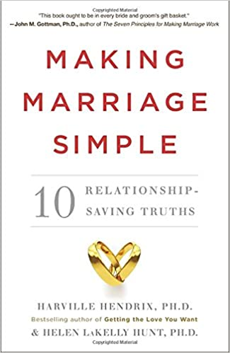 Books about marriage and relationships
