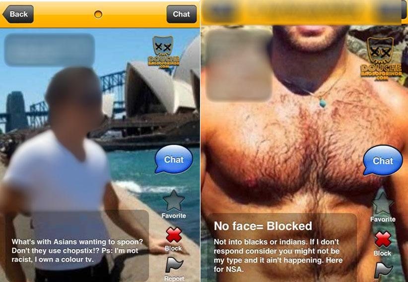 Whats wrong with grindr