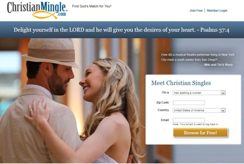 Christian mingle.com sign in