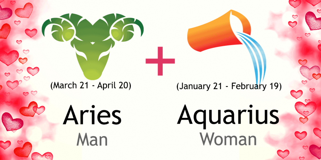 Aquarius and aries marriage compatibility