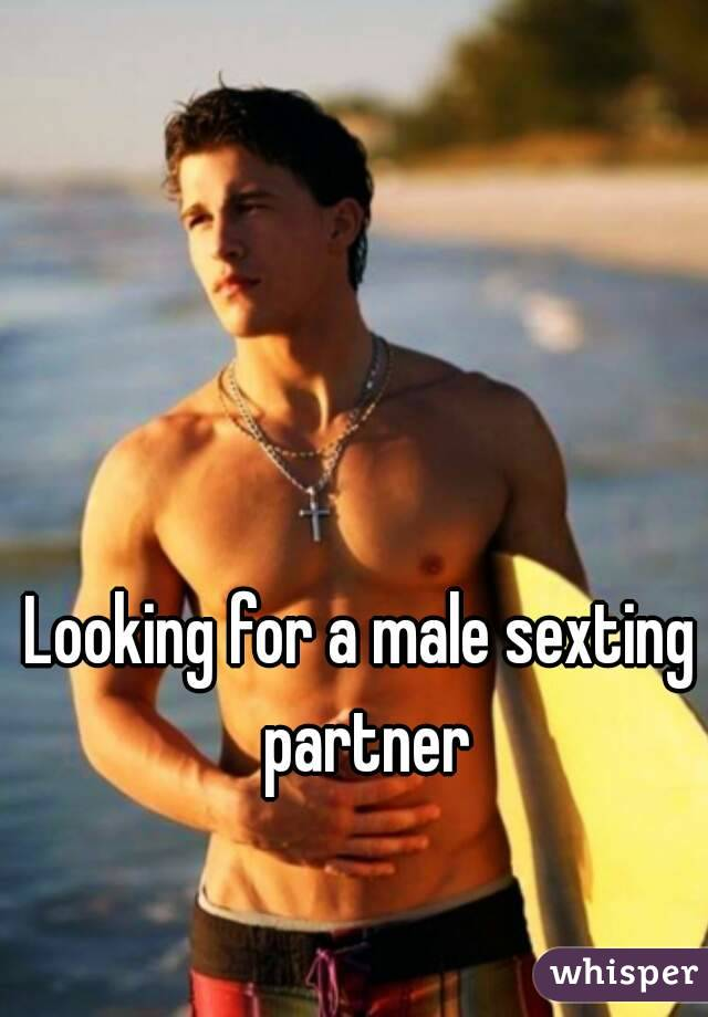 Finding a sexting partner