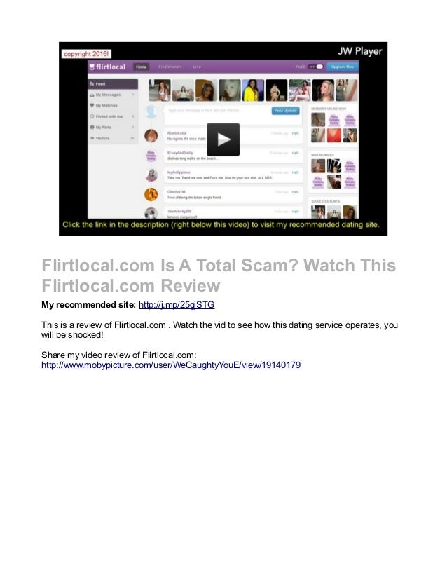Flirtlocal com review