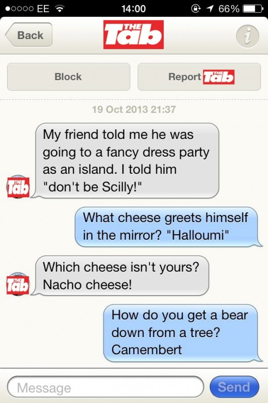 Flirty conversation starters for texting