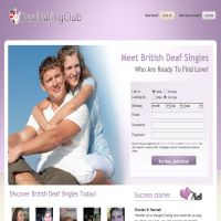 Free deaf dating site
