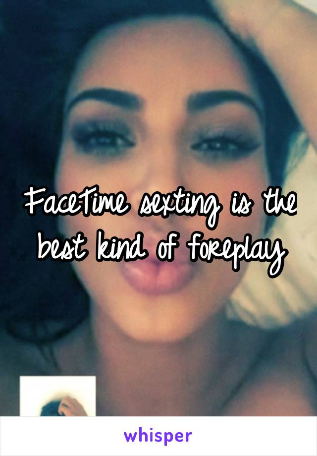 Free facetime sexting