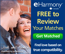 Free trial of eharmony