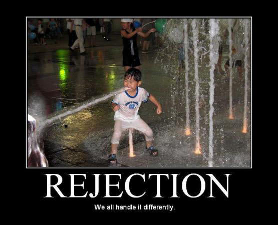 Funny rejection jokes