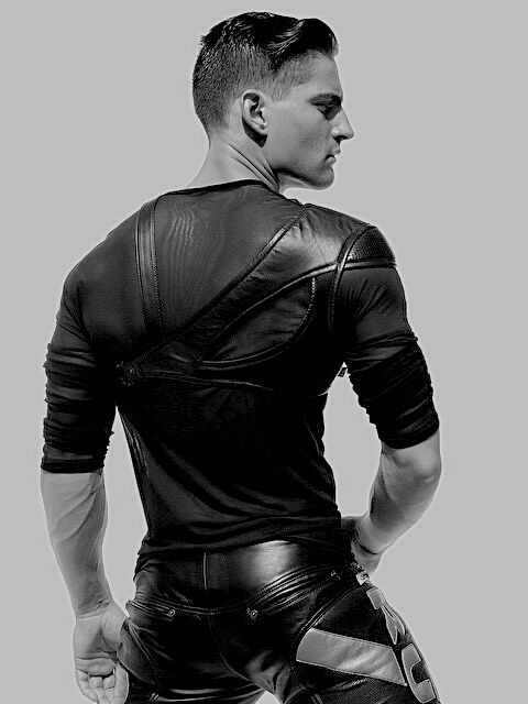 Gay leather profiles