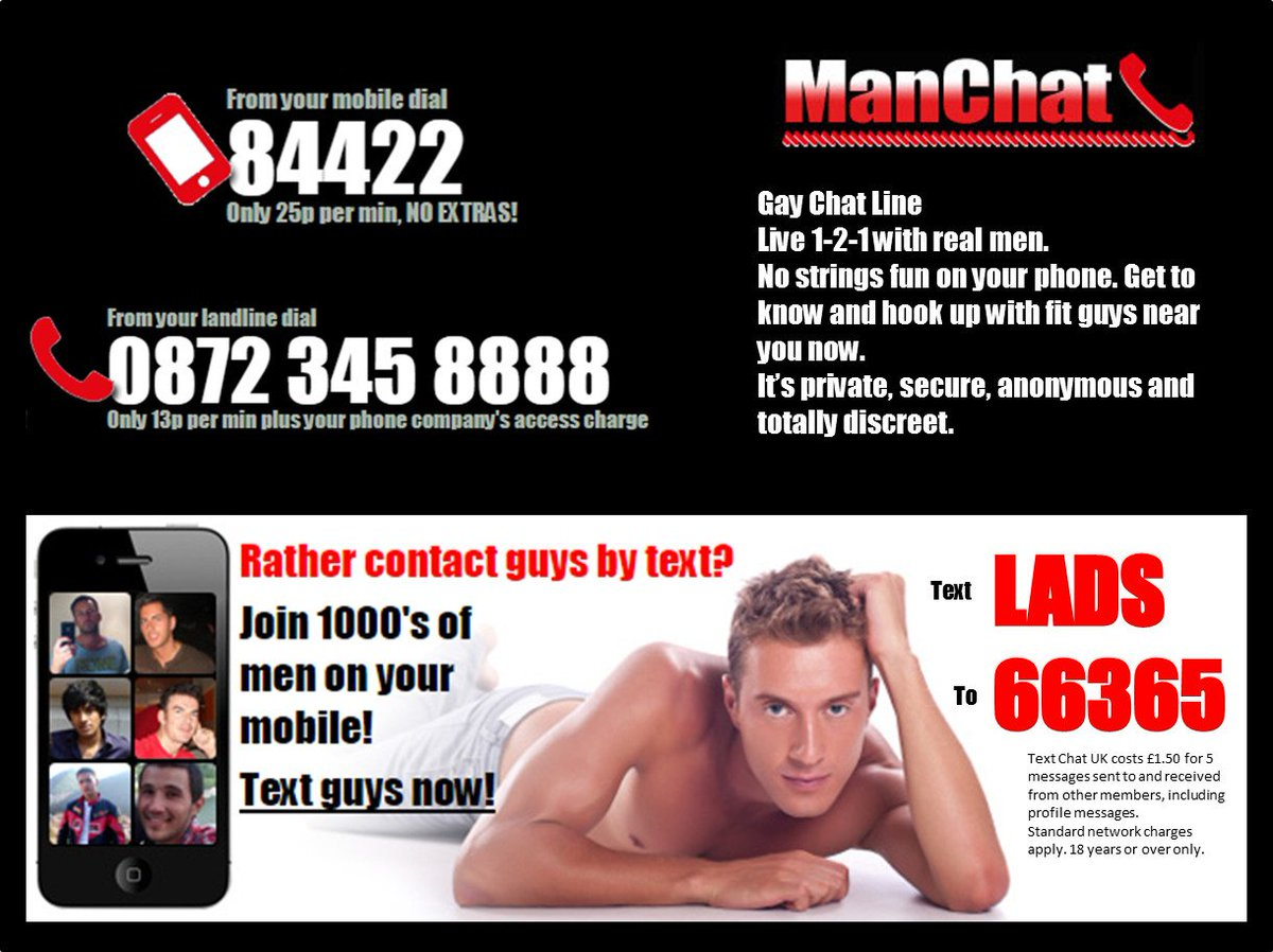 Gay mens chat line