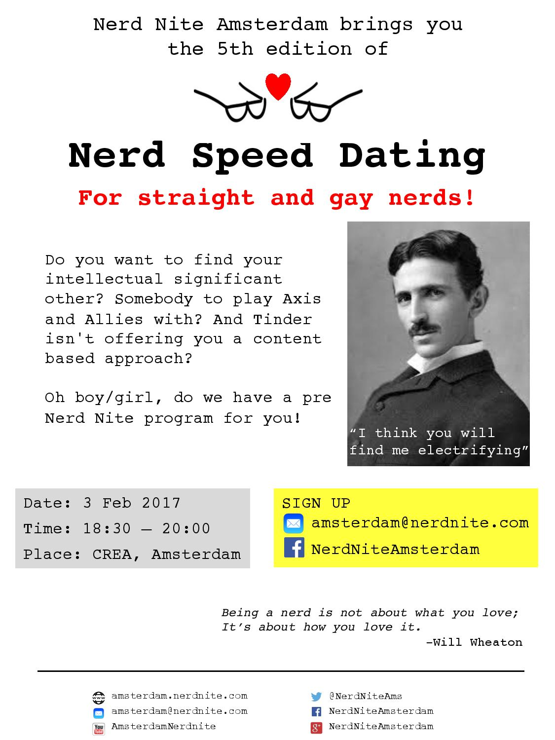 Gay nerd dating