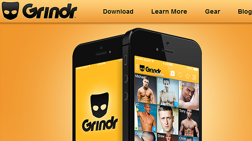 Grinders dating website
