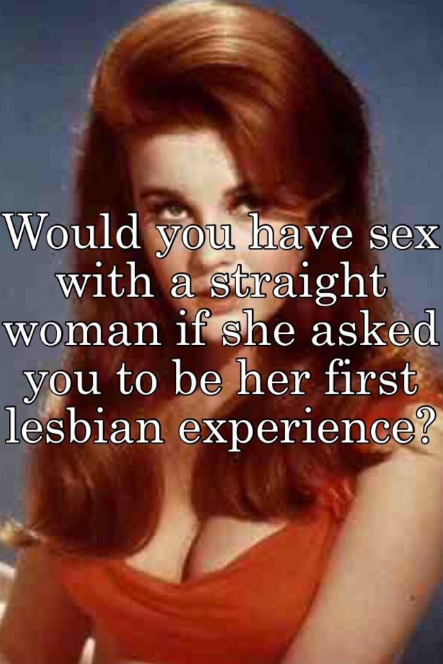 Her first lesbian experiance