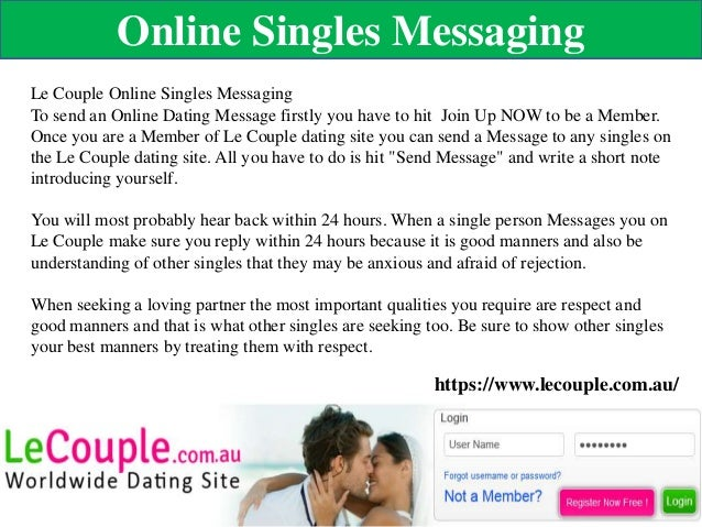 Hit that dating site