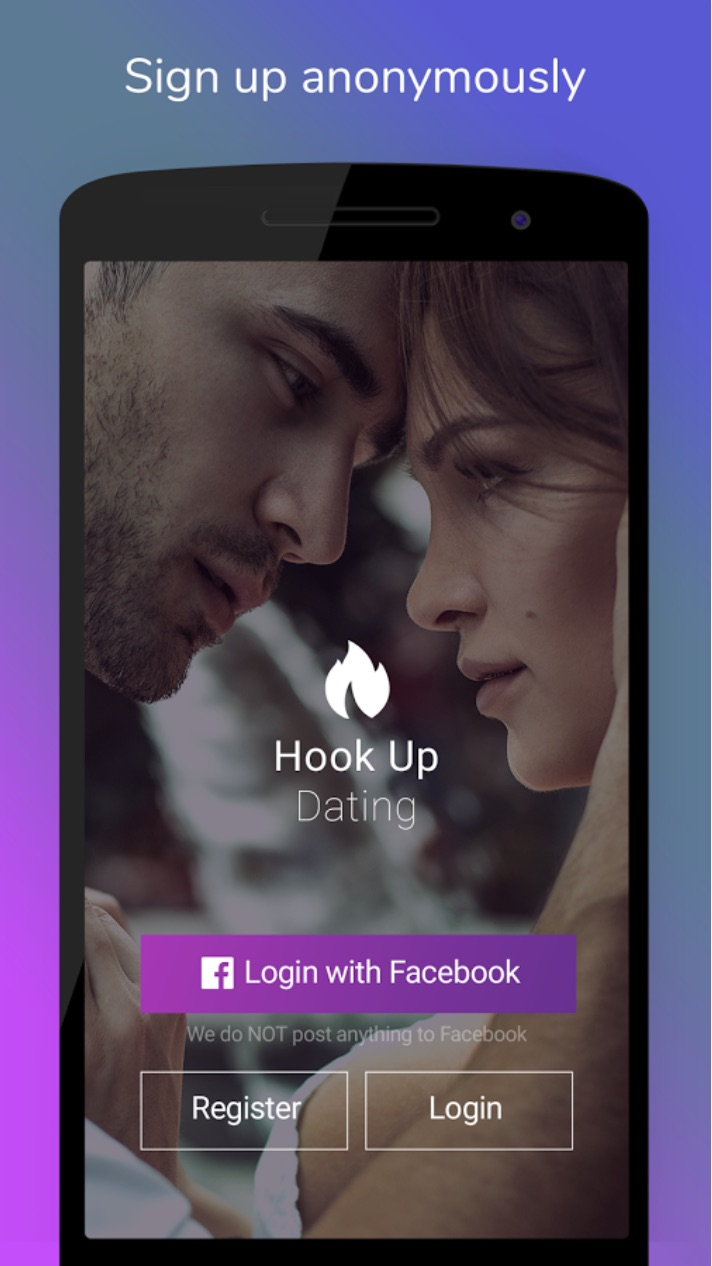 Hook up dating app