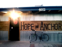 Hope and anchor el paso