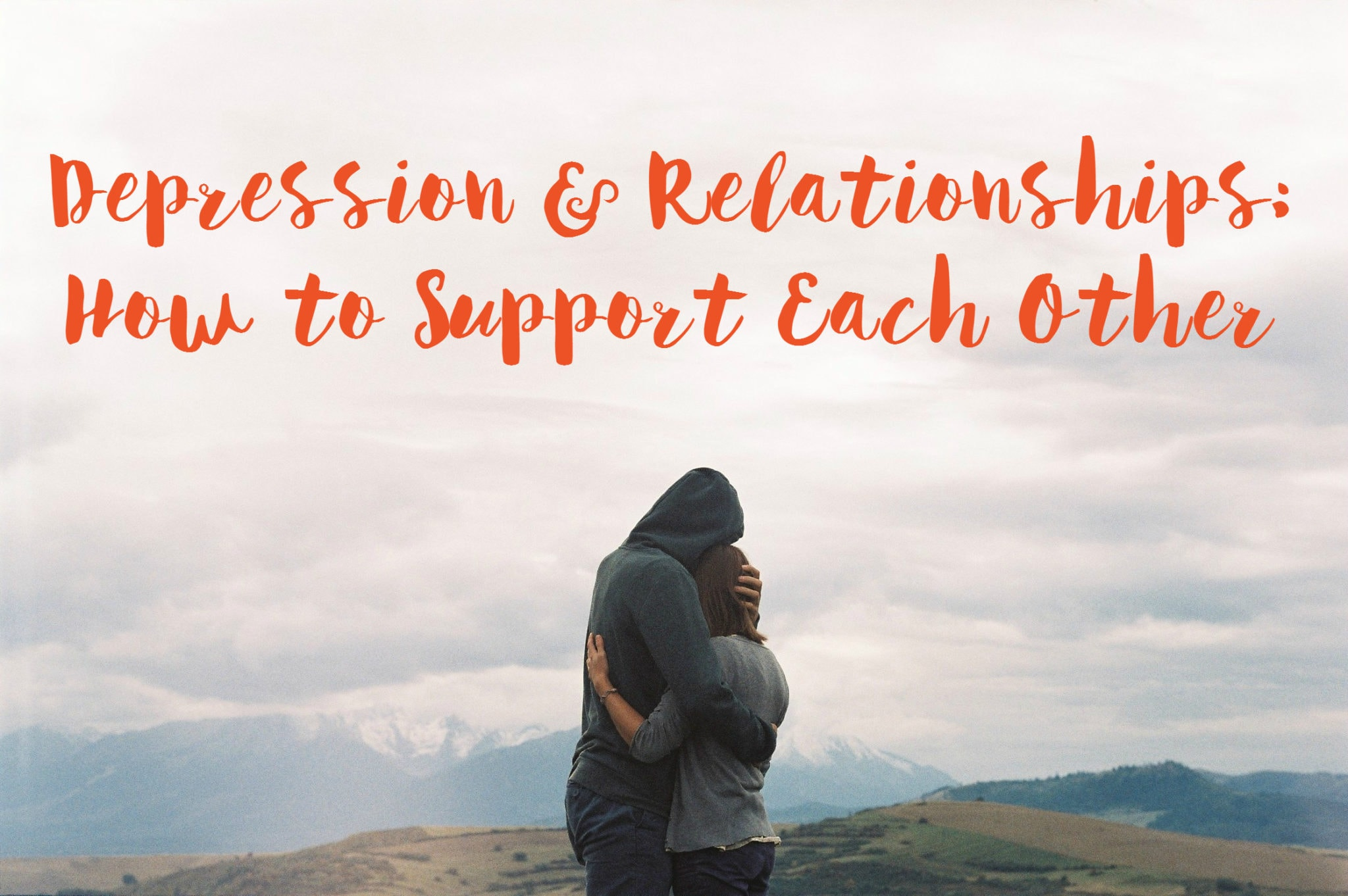 How depression affects romantic relationships