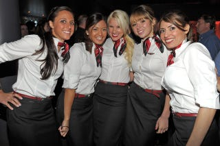 How to hook up with a flight attendant