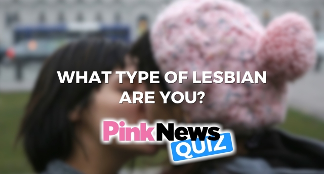 I think i might be a lesbian quiz