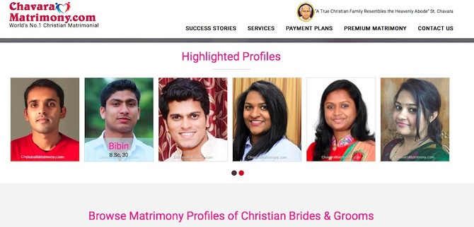 Indian christian dating website