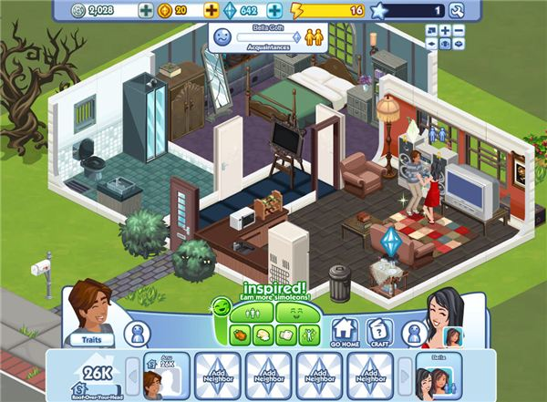 Ios games like sims