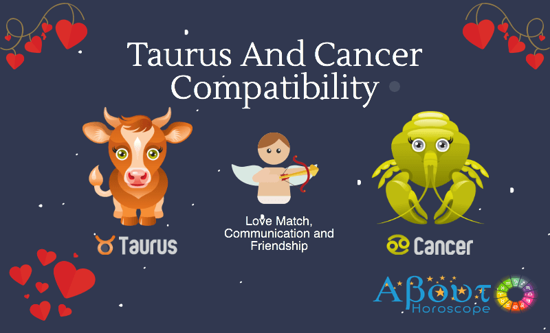 Is cancer compatible with taurus