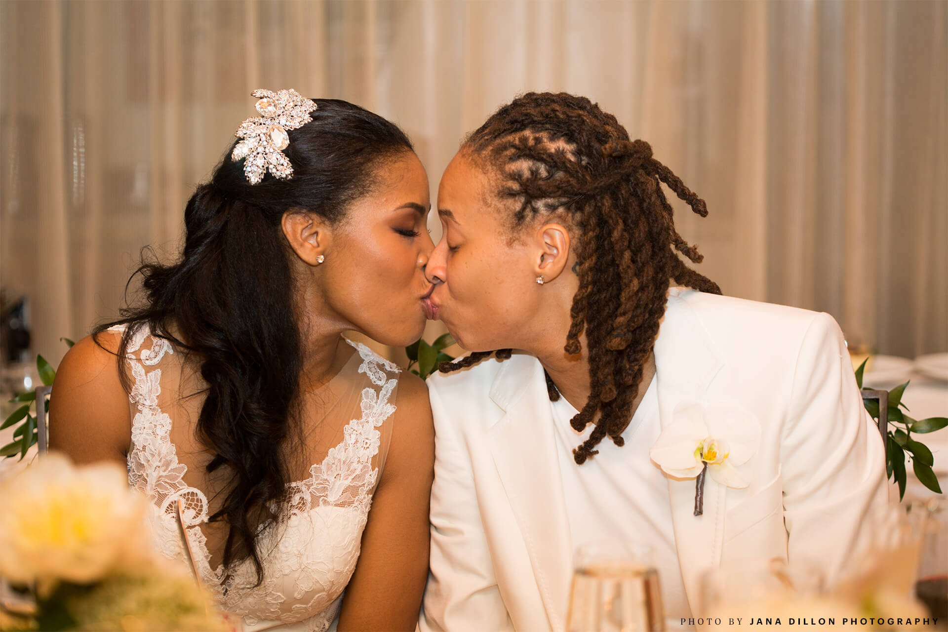 Is seimone augustus married