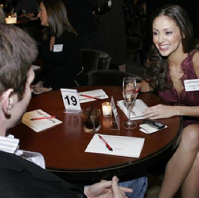 Is speed dating effective